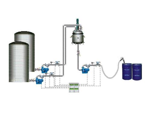 液体自动化配料系统